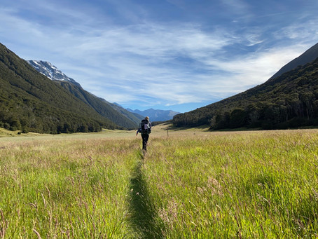 3. Rejoining the Trail: St James Walkway. 70km (236kms)