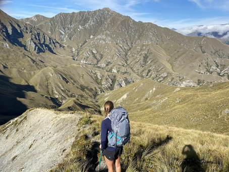 6. Otago: Part Two - Glendhu Bay (Wanaka) to Queenstown (Airport). 71kms (483kms)