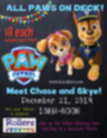 Paw Patrol Party 2 - Made with PosterMyW