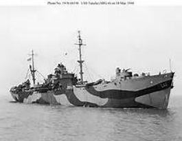 USS Tutuila ARG-4
