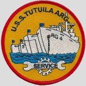 USS Tutuila Patch
