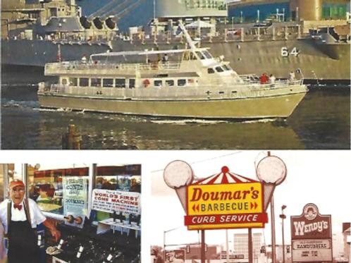 Thursday Tour -Naval Base, River Cruise & Dumars
