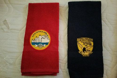 Ship's Golf Towels