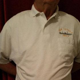 Ship's Polo Shirt - White