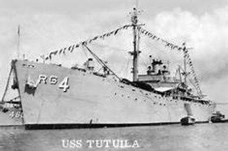 USS Tutuila Annual Membershiip Dues