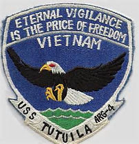 Tutuila Vietnam Patch