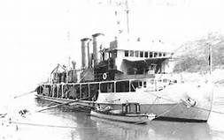 USS Tutuila WWII