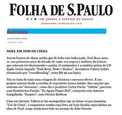 Folha  - Ilustríssima - 04.05.15