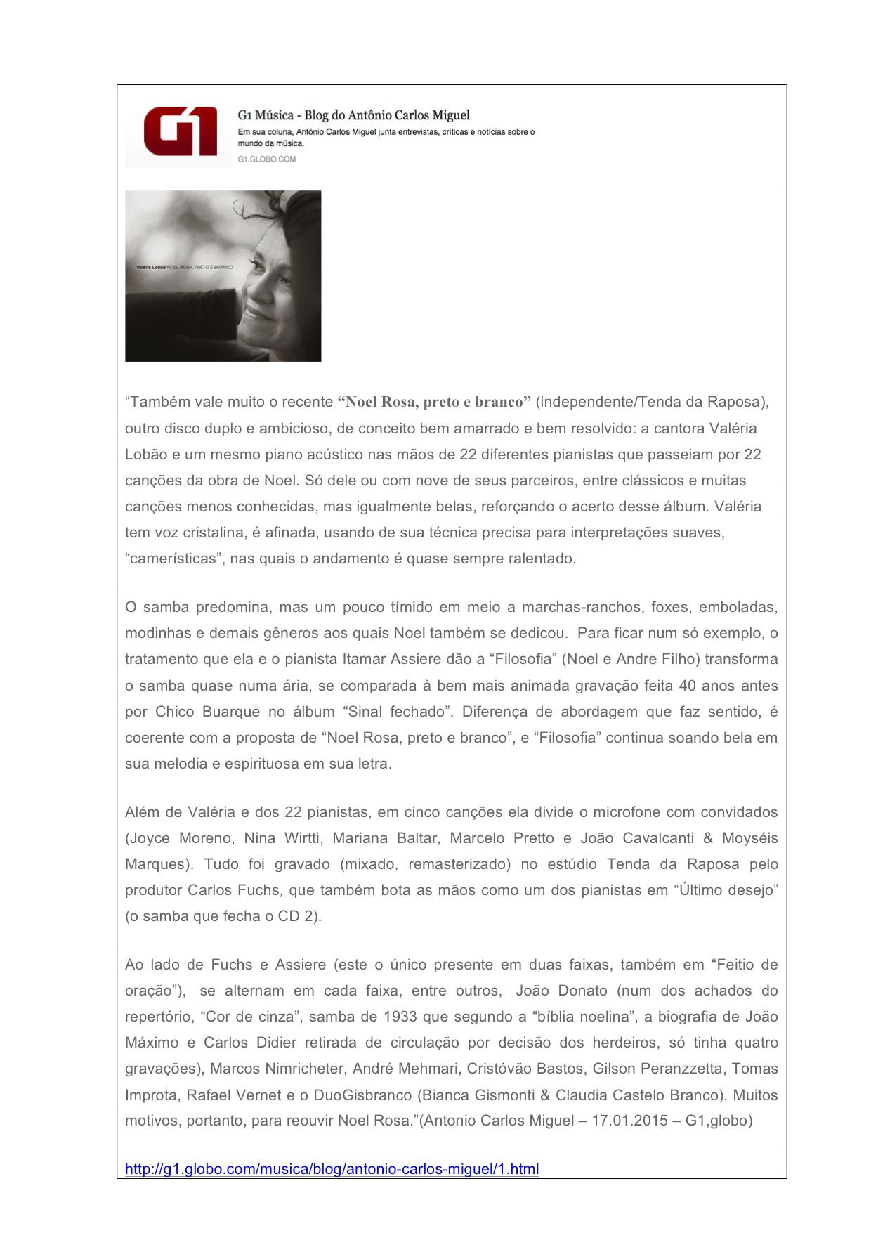 G1 - ANTONIO CARLOS MIGUEL-19.01.15