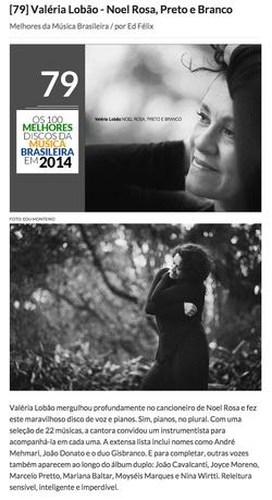 100 melhores cds 2014-O EMBRULHADOR
