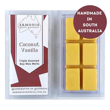 Coconut Vanilla - Soy Wax Melts