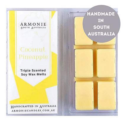 Coconut Pineapple - Soy Wax Melts