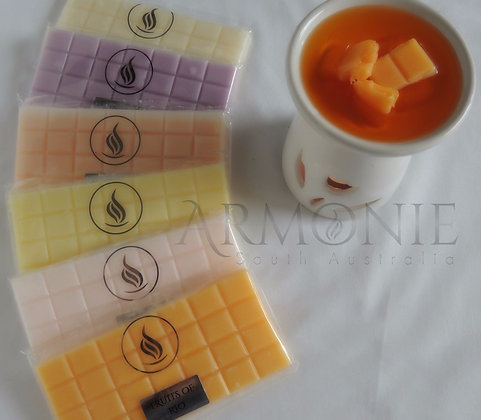 Nectarine Mint  - Wax Melt Bar