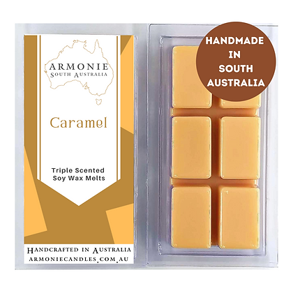 Caramel - Soy Wax Melts