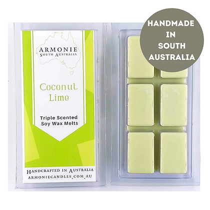 Coconut Lime - Soy Wax Melts