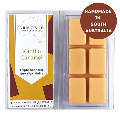 Vanilla Caramel - Soy Wax Melts