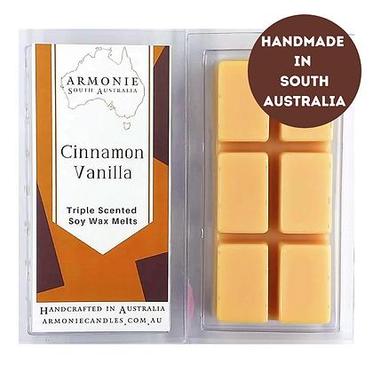 Cinnamon Vanilla - Soy Wax Melts