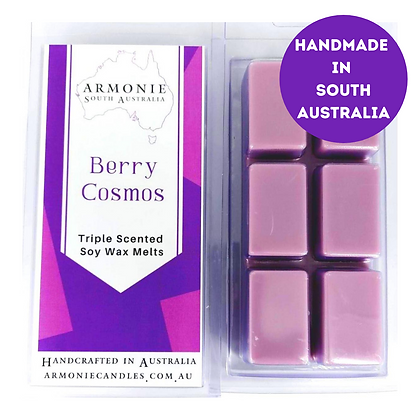 Berry Cosmos - Soy Wax Melts
