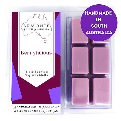 Berrylicious - Soy Wax Melts