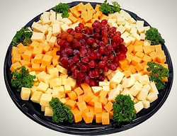 Cheese Tray with Grapes_edited