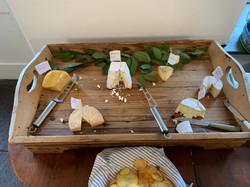 Custom Cheese Trays