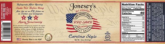 Carolina Style BBQ Sauce