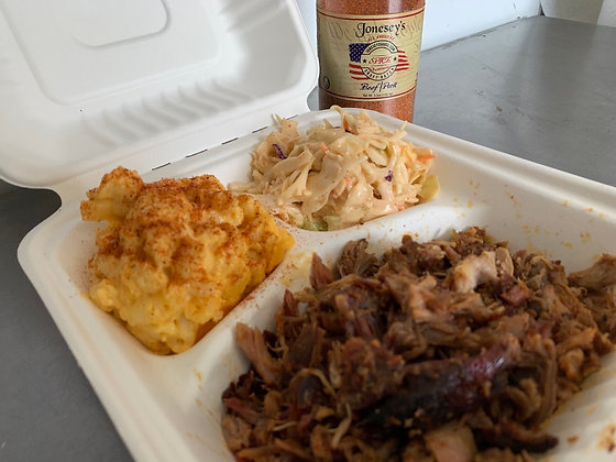 Pulled Pork Lunch