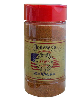 Poultry & Seafood Spice Blend