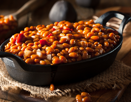 Baked Beans (click here)