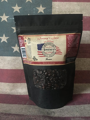 Jonesey's Java Whole Beans