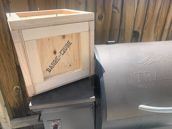The BarbeQube Grill Master Pack