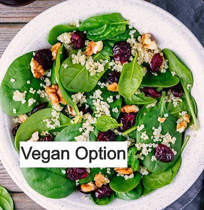 Artisan Mix Salad  (click here)