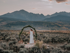 Rustic Boho Bridal Session Inspiration | Silverthorne, CO