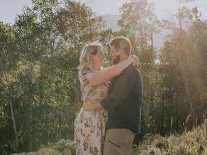 Romantic Couple's Mountain Session in Frisco CO | Ashley & Austin