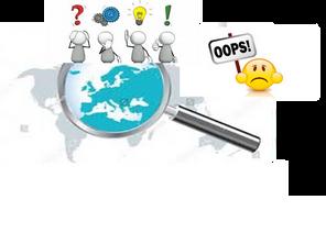 8 common mistakes pharmaceutical companies make when addressing European Markets.
