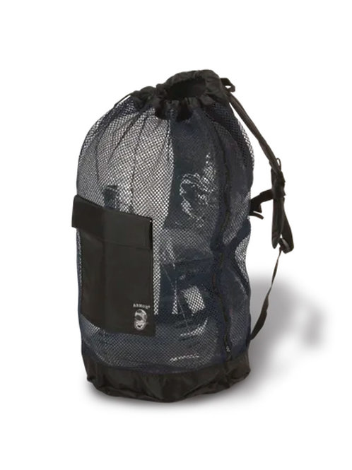 Armor Mesh Backpack