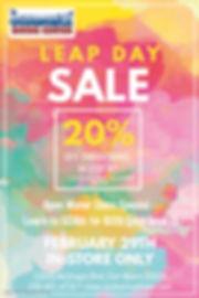 Copy of Season Sale Flyer template color