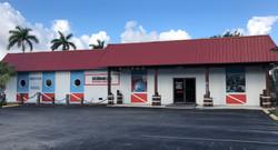 Scubavice Shop Front