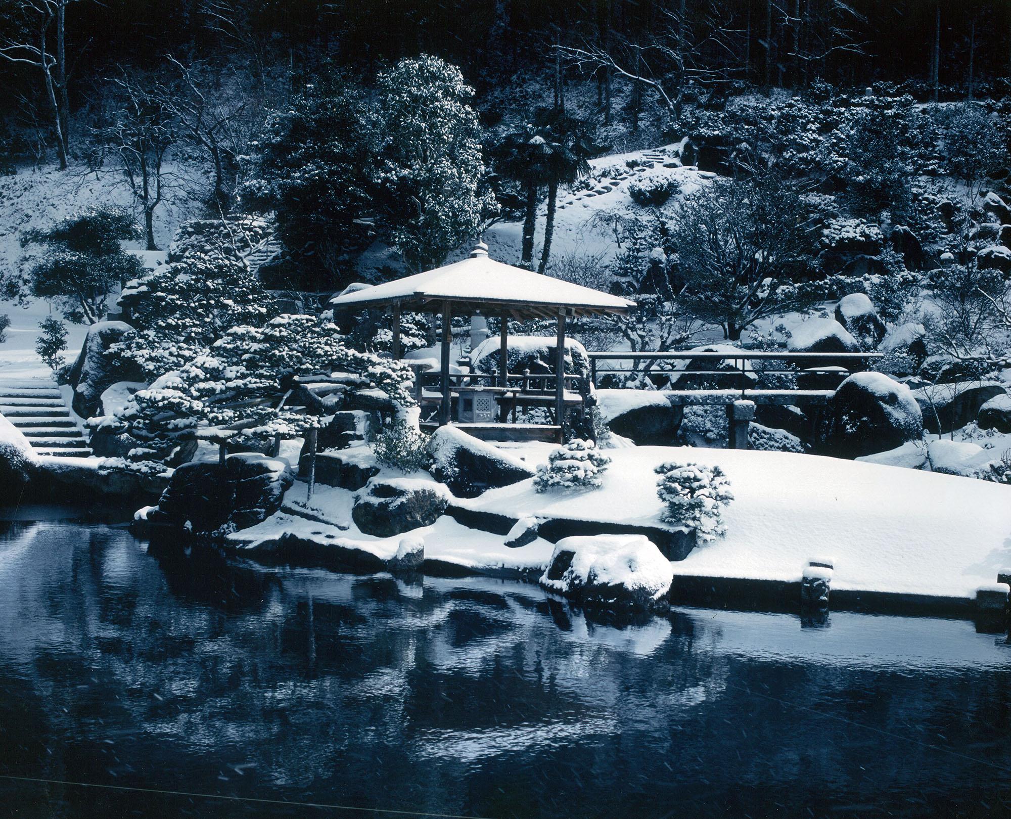 初雪のころ