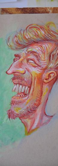 Acrylic Sketch