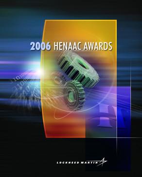 Lockheed Martin Henaac Awards Booklet Cover