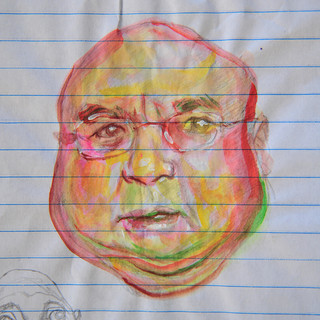 Sketch - Watercolor paper - 2018