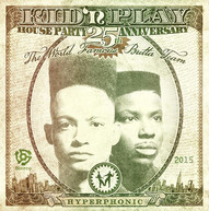 Kid & Play CD Cover
