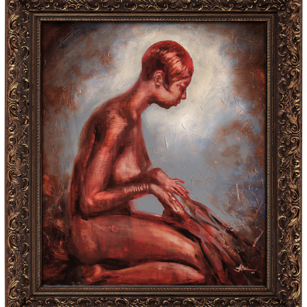 Josephine - 11x16 Oil on canvas