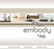 Sealy Embody Sales Ad