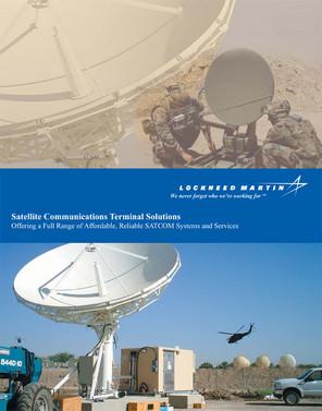 Lockheed Martin Satcom Cover