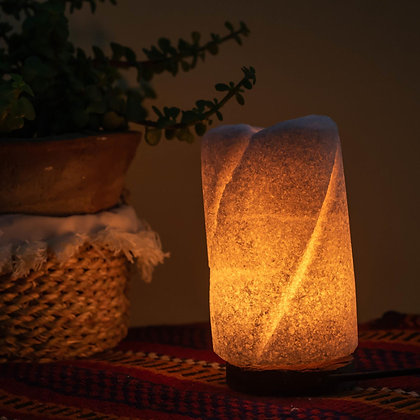Siwa Oasis Salt Lamp