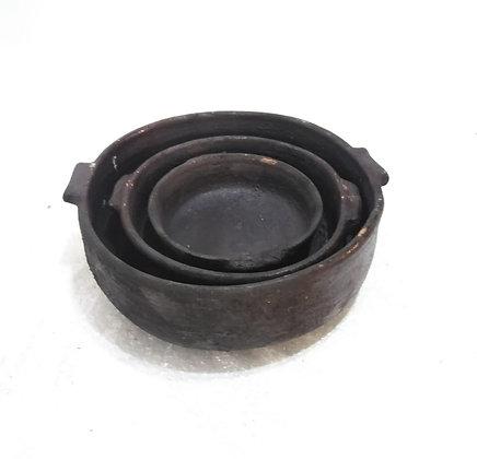 Qena pottery Tajeen Set