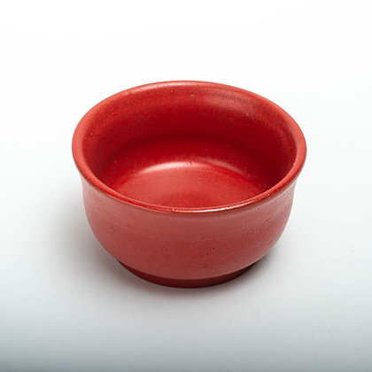 Pottery ceramic bowl