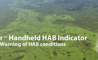 CyanoFluor Handheld HAB Indicator: Early Warning of HAB conditions